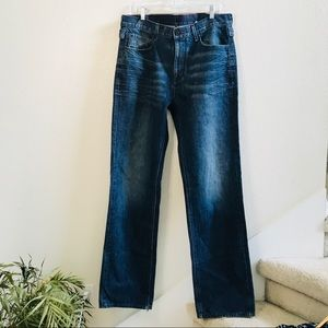 TOMMY HILFIGER men's classic straight jeans 34x34